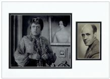 Alastair Sim Autograph Signed Photo Display - St Trinian's
